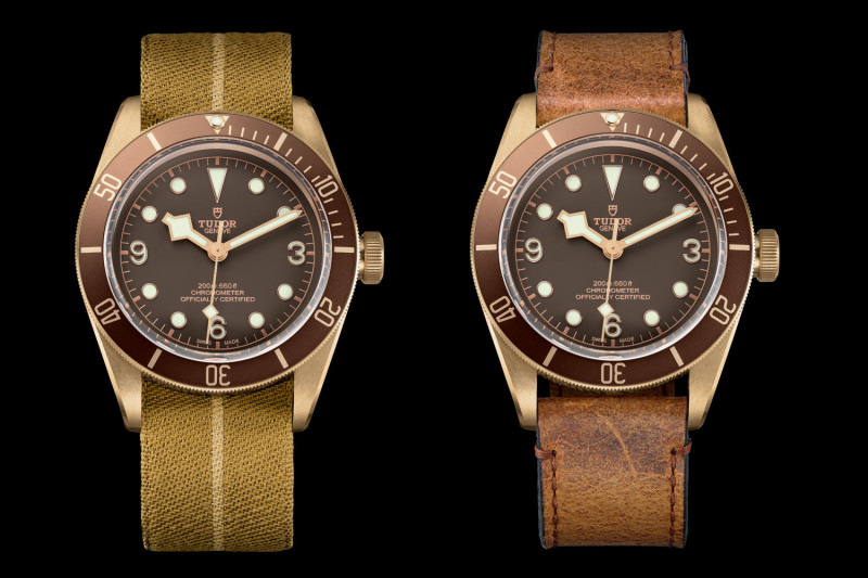 Tudor-Heritage-Black-Bay-Bronze-79250BM-Manufacture-Movement-chronometer-Baselworld-2016-2